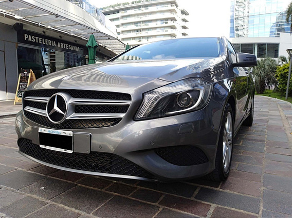 Mercedes Benz Clase A 2014 1.6 A 200 Urban B.efficiency