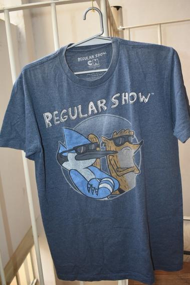 Remera Regular Show