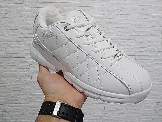 Tenis Fila Fulcrum 3 Branco Original
