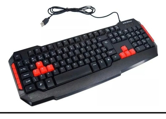 Teclado Gamer Tg-1 Tecdriver