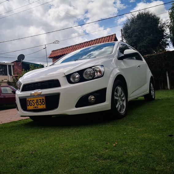 Chevrolet Sonic Hatchback Mecánico