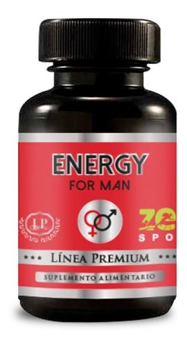 Energy For Man (vigorizante Sexual)