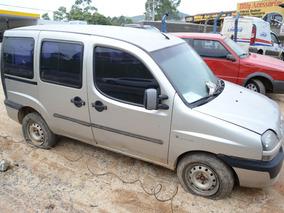 Sucata Fiat Doblo 1.3 16v Fire Sucata Para Retirada De Peças