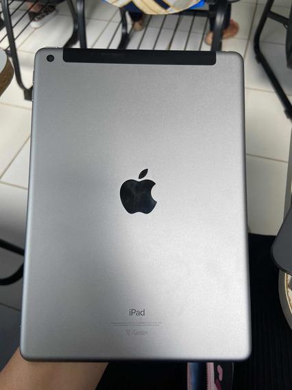 iPad 6 Geração 128 Giga Wi-fi + Celular Space Gray