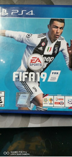 Vendo O Cambio Fifa 19 Español Latino No Crash Car Ps4 O Spi