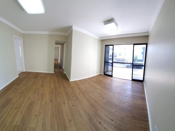 Lindo Apartamento Quatro Quartos Sendo Uma Suite Nascente 113m2 No Horto Florestal - Sfl229 - 34470538