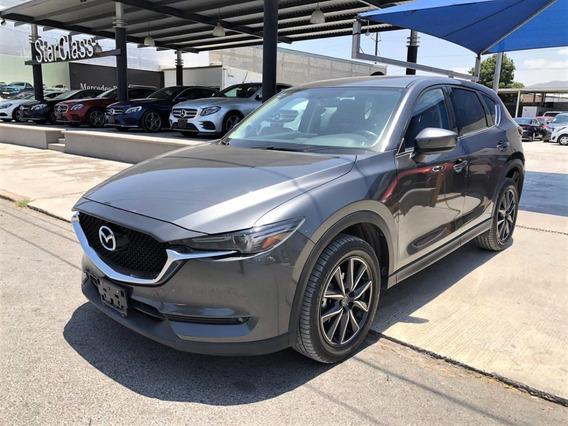 Mazda Cx5 Sgt 2am 2018 Gris Titanio