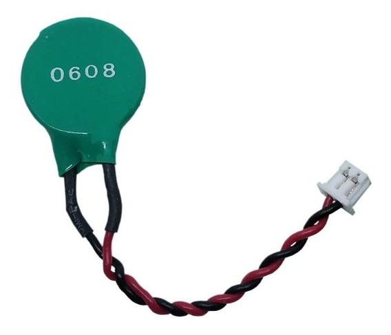 Bateria Do Bios Do Notebook Netbook De 3v Com Cabo Ml1220