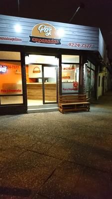 Pizzeria Excelente Ubicacion