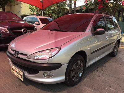 Peugeot 206 Sw 1.4 Prest.flex 2007