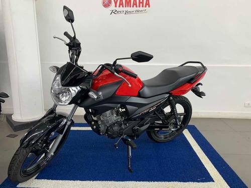 Yamaha Factor 150 Vermelha 2021