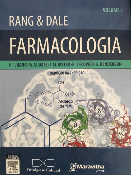 Livro Farmacologia- Rang E Dale- 7ª Edição