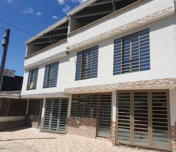 Casa Nueva En Tradicional Sector De La Ciudad De Ibagué