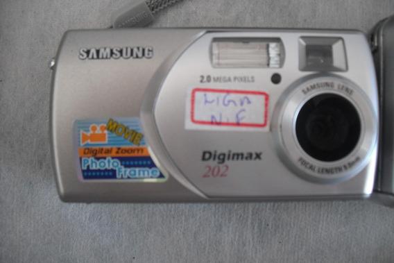 Lote 4 Cameras Digitais Antigas Para Peças Conserto Coleção