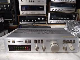 Amplificador Gradiente 166 N Marantz Sansui Kenwood Polyvox
