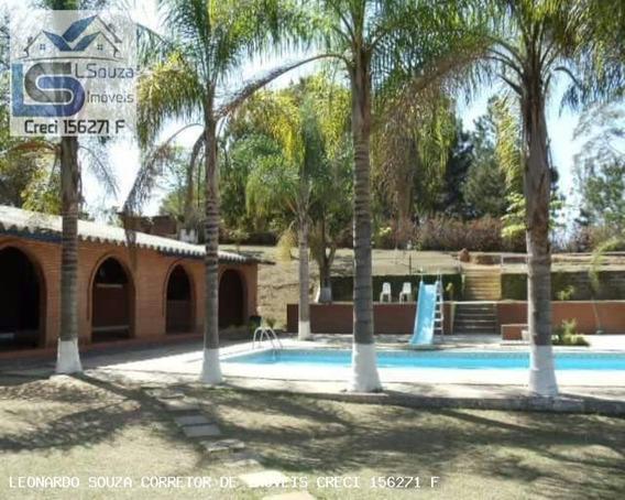 Chácara Com 2 Casaslocalizada Em Pedra Bela / Sp No Bairro Zona Rural - 618 - 34064580
