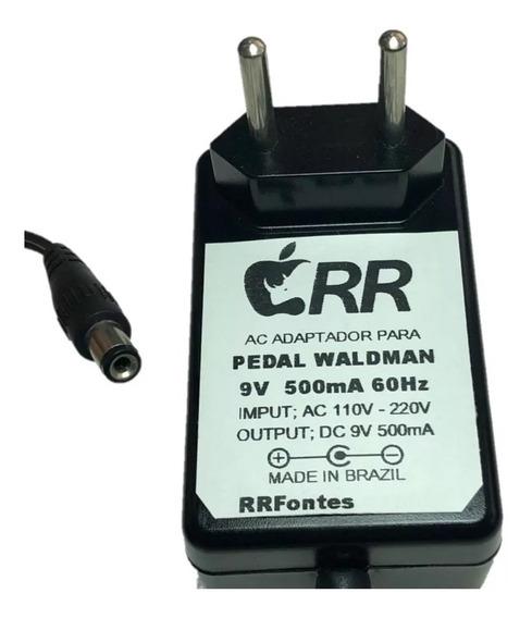 Fonte 9v 500ma Para Pedal Waldman Mov-3r Overdrive
