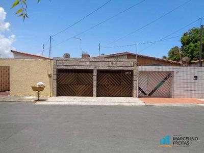 Casa Residencial À Venda, Álvaro Weyne, Fortaleza - Ca1502. - Ca1502