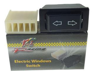 Boton Switch Eleva Vidrios Universal