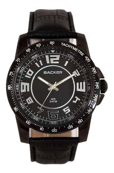 Relógio Backer Masculino 3220112m Original Barato