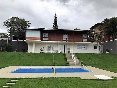 Condomínio Flamboyant Atibaia,  Portaria, Rondas E Área De Lazer....próximo A Alameda Lucas Nogueira Garcez - Ca01305 - 69429381