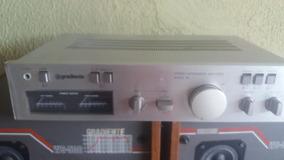 Amplfiicador Gradiente M86 (impecável)