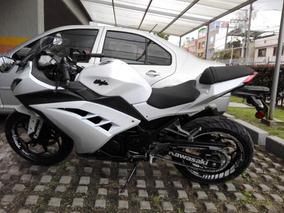 Ninja 300 2014 25.000 Km