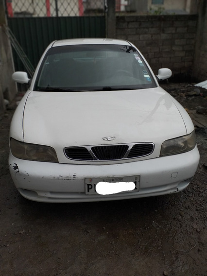 Daewo Nubira Sx Sedan 1999