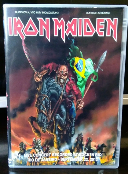 Iron Maiden - Rock In Rio 2013
