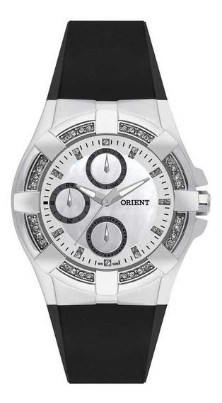 Relógio Orient Feminino Eternal Fbspm001 B1px * Swarovski