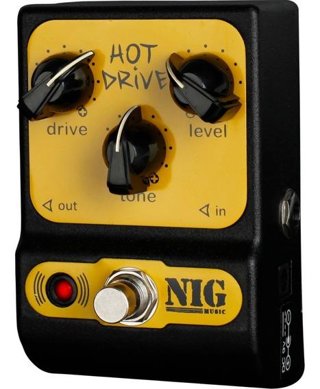 Pedal Nig Phd Pocket Hot Drive Overdrive