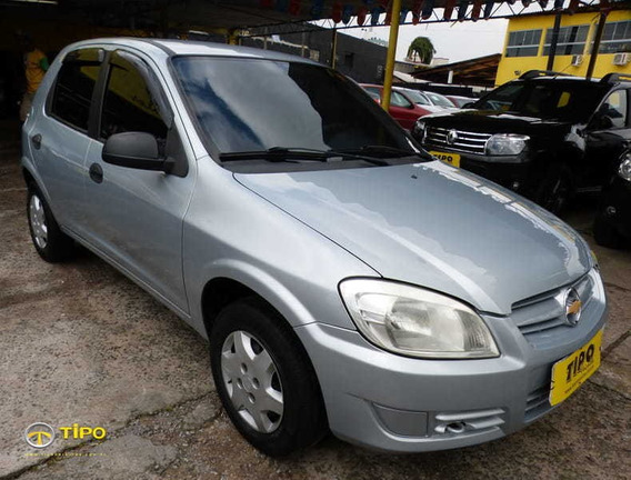 Chevrolet Celta 4p Spirit 1.0 2010