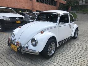 Volkswagen Escarabajo Cc1600 Modelo 1966 Mecánico