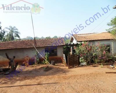 Venda - Chácara - Bairro Dos Frades - Limeira - Sp - 1812c