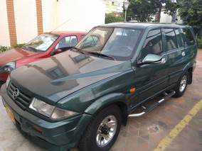 Ssangyong Musso, Mecánica, Diesel