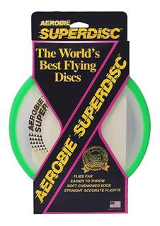 Disco Frisbee Super Aerobie 25t12/25r12 Cores Variadas