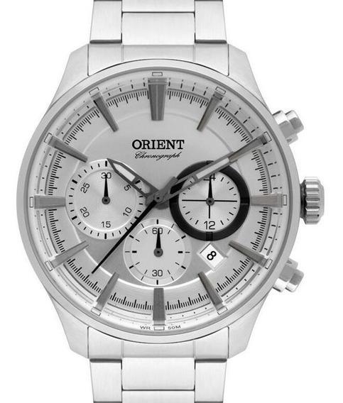 Relógio Orient Masculino Cronógrafo Mbssc180 S1sx - Nfe