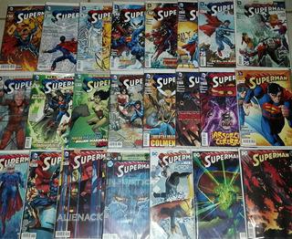 Dc - Superman / Action Comics (0 Al 43, Annual) Televisa