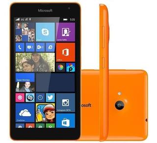 Smartphone Celular Nokia Microsoft Lumia 535 - Grade C