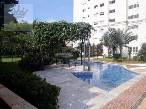 Apartamento Com 3 Suítes À Venda, 173 M² Por R$ 1.750.000 - Vila Romana - São Paulo/sp - Ap5921