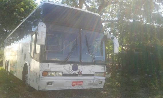 Onibus Rodoviario Marcopolo Ano 97 Trucado