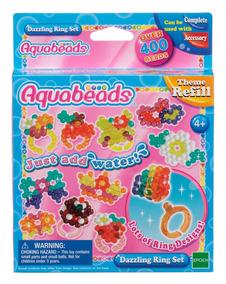 Aquabeads Dazzling Ring Set Epoch Magia