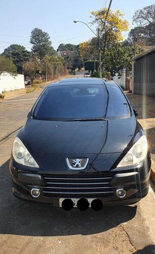 Imagem 1 de 15 de Peugeot 307 2009 2.0 Feline Flex Aut. 5p