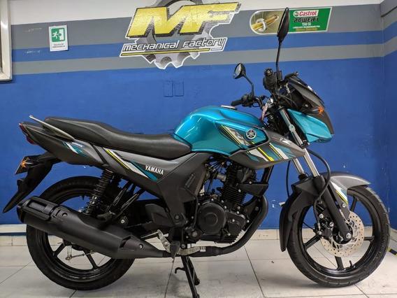 Yamaha Szr 150 2019 Traspaso Incluido!!!