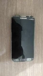 Samsung Galaxy S4 I9505 Tela Quebrada Ligando Sem Imagem