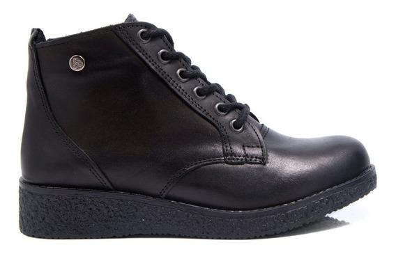 Botineta Bota Zapato Cuero Genuino Marca Citadina Crista