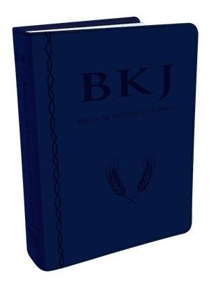 Bíblia King James Fiel Com Estudo Holman
