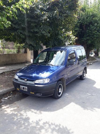 Peugeot Partner Urbana 1.4 Confort Aa 2005