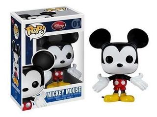 Mickey Mouse Clásico Funko Pop Figura De Vinil Disney