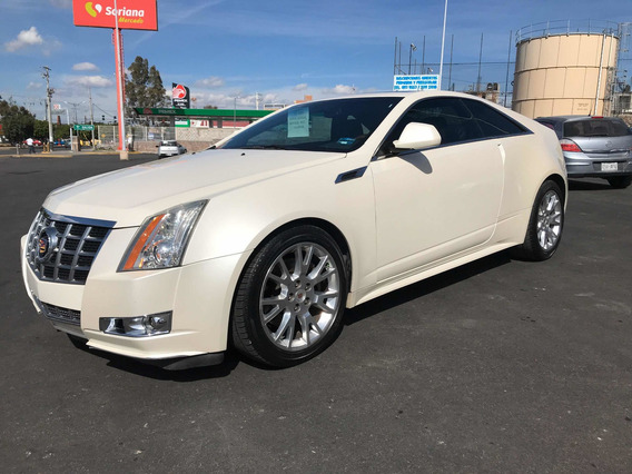 Cadillac Cts 3.6 Paq C 318hp Coupe At 2013